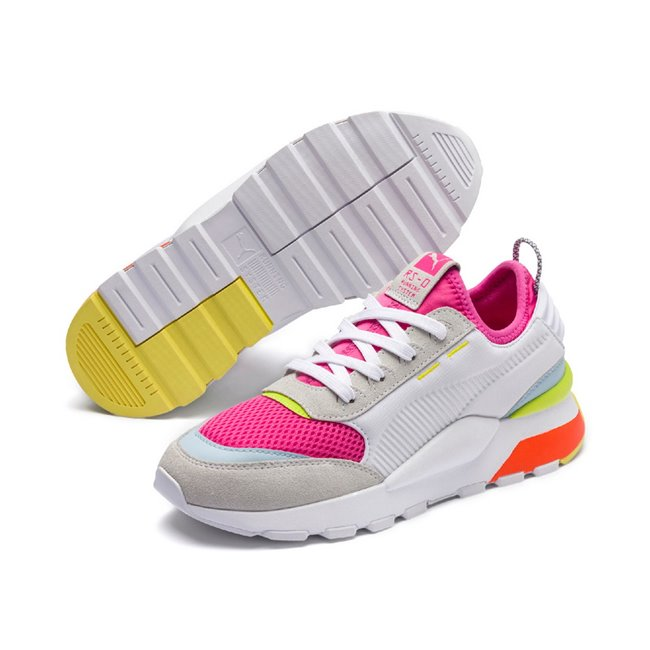 Entspannt Puma Schuhe NO.O99y72 Puma Pacer Sneaker Damen