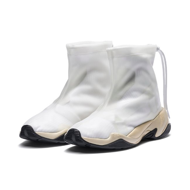 PUMA Thunder HAN shoes, Color: white, Material: fabric