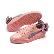 PUMA Basket Bow Dots women shoes