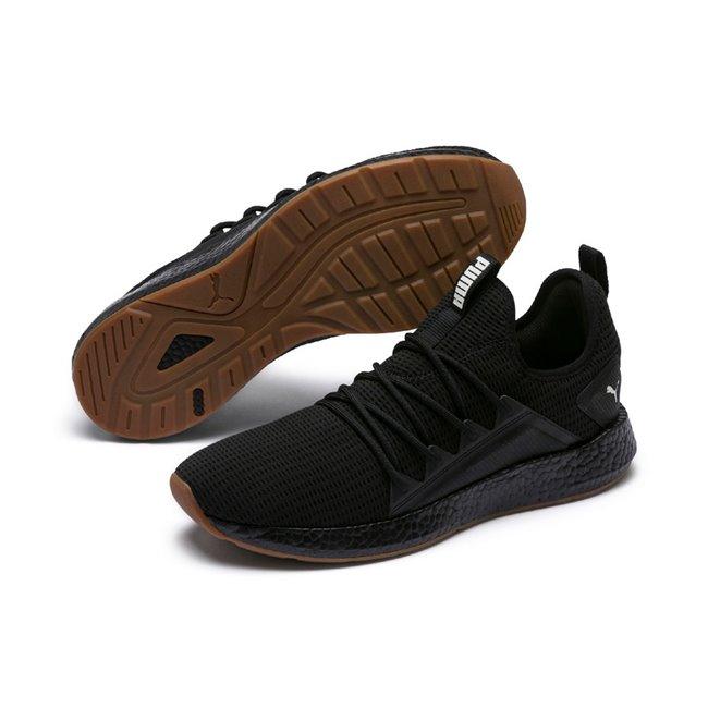 PUMA NRGY Neko Future men shoes, Color: black, Material: Textiles