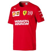 Ferrari LeClerc Replica T-Shirt