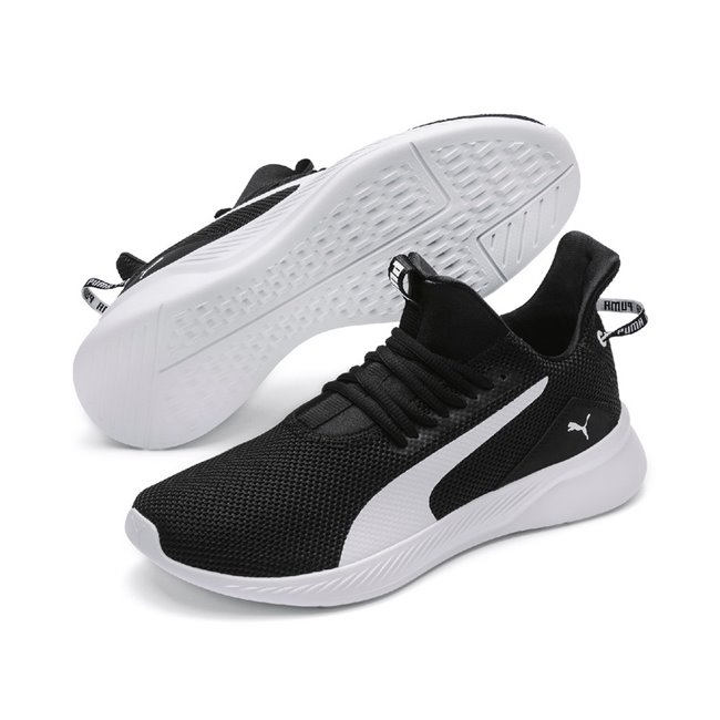 PUMA Tishatsu Fresh men shoes, Color: black, Material: Synthetic leather