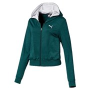 PUMA Soft Sports Drapey Jacket