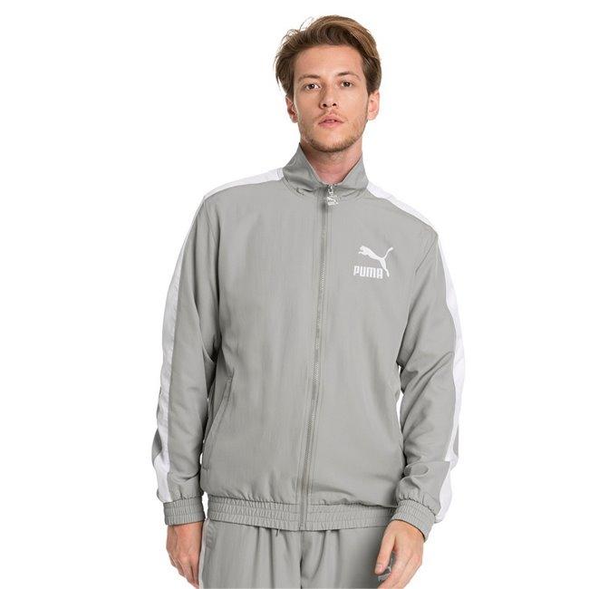 PUMA Iconic T7 Track Jacket Woven chaqueta de hombre