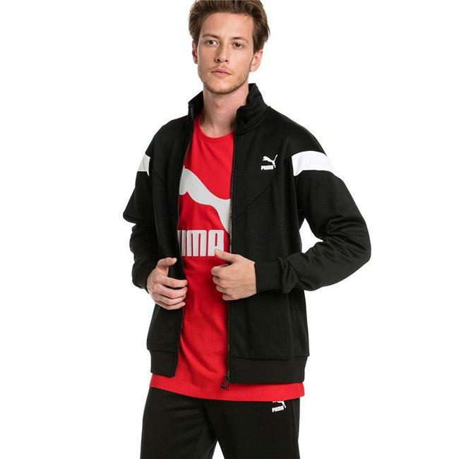 super popular db233 2cf35 PUMA Iconic MCS Track giacca da uomo