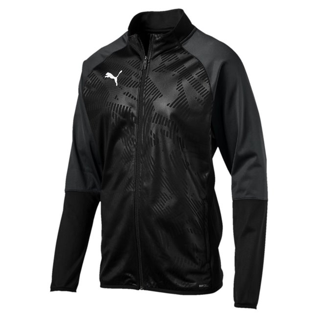 PUMA CUP Training Poly Core jacket, Color: black, Material: N / A