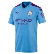 Manchester City HOME Shirt Replica SS T-shirt
