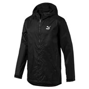 PUMA Classics Windbreaker FZ Nylon jacket