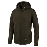 PUMA Evostripe FZ men hooded sweatshirt