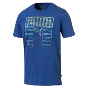 PUMA Brand Graphic Men T-Shirt