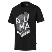 PUMA Graphic effect interest Men T-Shirt