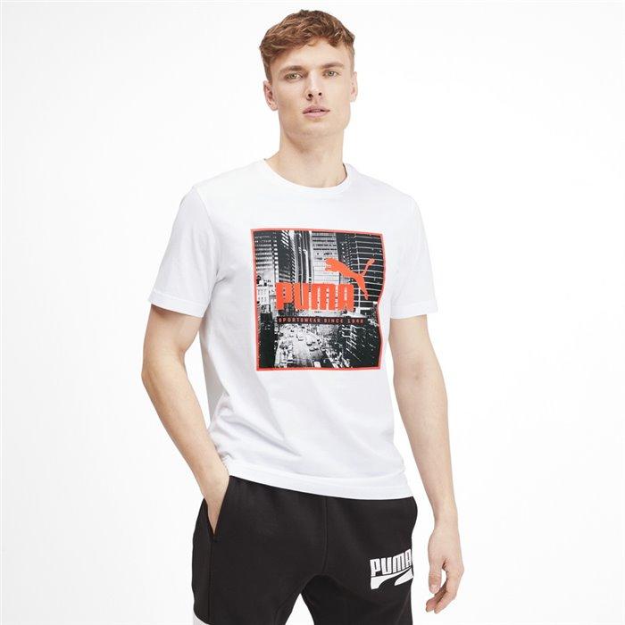 Shirt Puma W2eiyedh9 Tee Homme Photo Street Nnymv8wO0