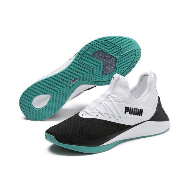 PUMA Jaab XT Men s men shoes, Color: white, Material: mesh, synthetic fibers