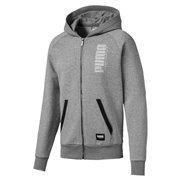 PUMA Athletics FZ FL men hooded sweatshirt