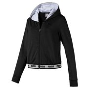 PUMA SOFT SPORTS Drapey FZ women sweatshirt