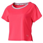 PUMA Logo Graphic Women T-Shirt