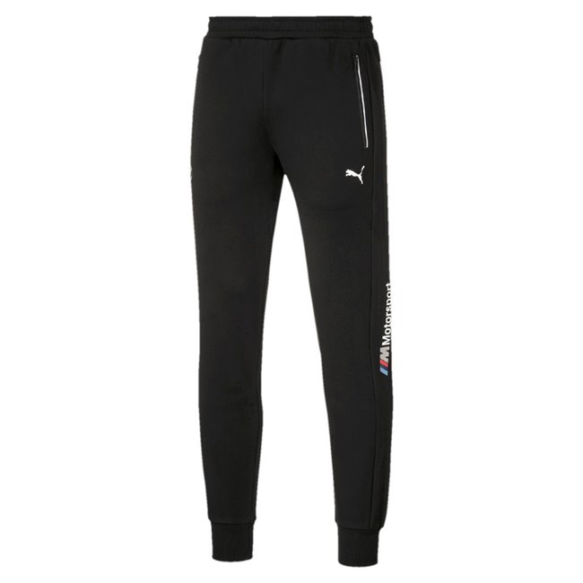 BMW MMS Sweat men trousers, Color: Black, Material: cotton, polyester