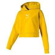 PUMA NU-TILITY women sweatshirt with hood