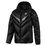 PUMA MCS Shiny Puffer Down mens winter jacket