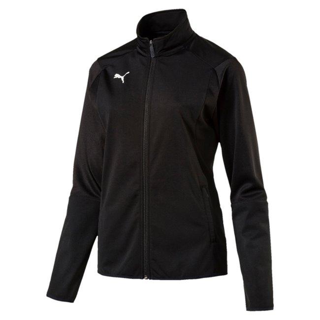 PUMA LIGA Training W jacket, Color: black, Material: N / A
