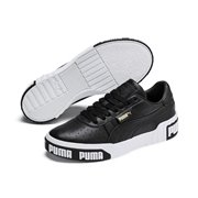 PUMA Cali Bold Wns women shoes, Color: Black, Material: Synthetic leather
