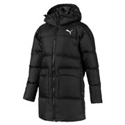 PUMA 450 Long Hooded Down Coat women winter jacket