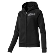 PUMA Athletics FZ FL women sweatshirt with hood