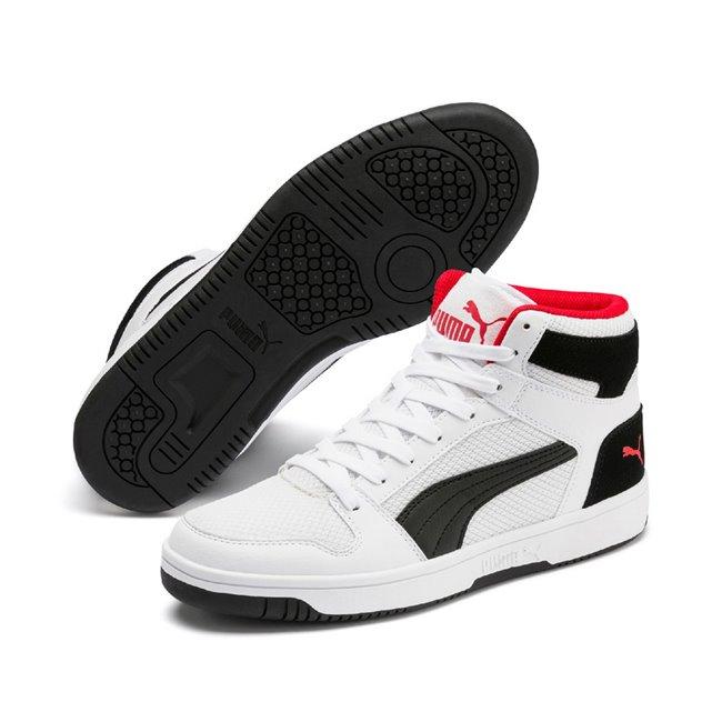 PUMA Rebound LayUp Mesh Sneakers