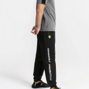 Ferrari SF Sweat men trousers, Color: Black, Material: cotton, polyester