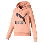 PUMA Classics Logo women sweatshirt with hood