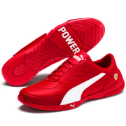 Ferrari SF Kart Cat III men shoes, Color: Red, Material: Synthetic leather