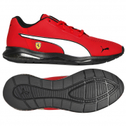 Ferrari SF Cell Ultimate men shoes, Color: Red, Material: Synthetic leather