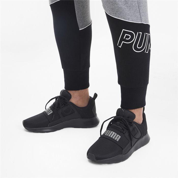 puma wired black inexpensive c44b5 61228