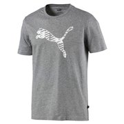 PUMA Cat Brand Logo T-Shirt