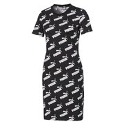 PUMA Amplified AOP Fitted dress