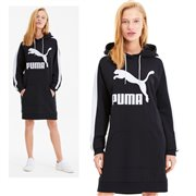 PUMA Classics T7 Hooded Dress