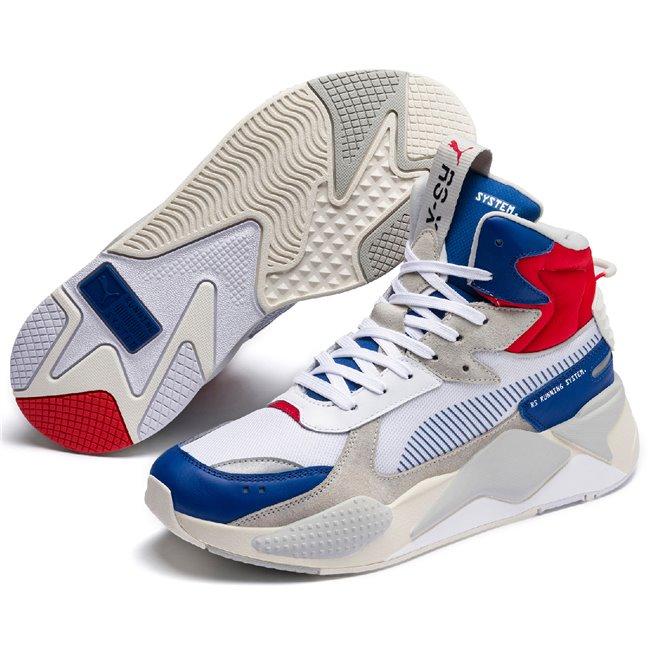zapatos puma rs-x hombre