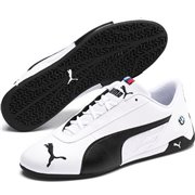 BMW MMS R-cat shoes, Color: white, Material: Upper: synthetic fibers, Sole: rubber