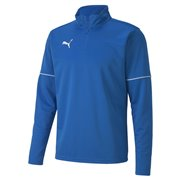 PUMA Teamgoal 1 4 Zip Top Core Sweatshirt