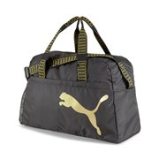 PUMA AT ESS grip Fitness bag, Color: black, Material: 100% polyester