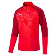 PUMA Cup Training 1 4 Zip T Core Sweatshirt