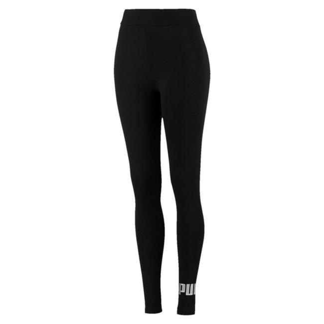 PUMA Essentials leggings, Color: black, Material: cotton, elastane