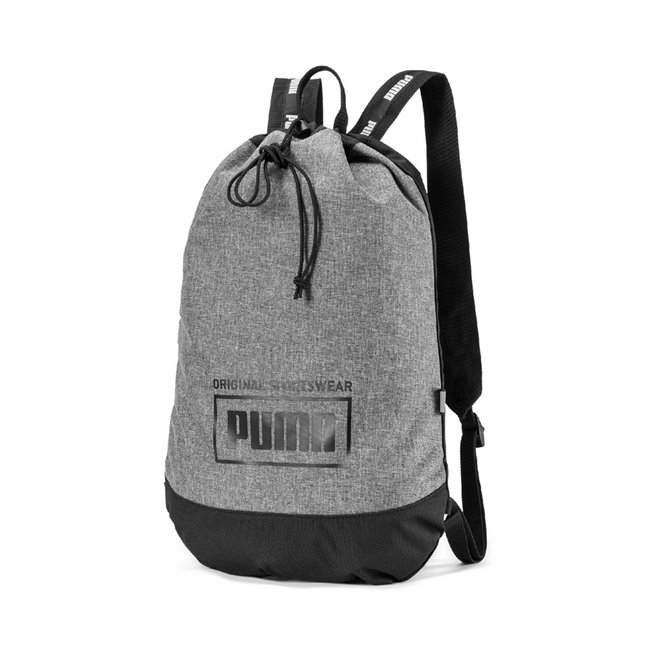 PUMA Sole Smart bag, Color: gray, Material: 100% polyester