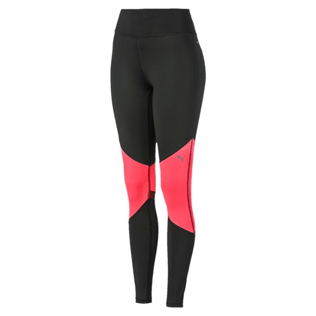 PUMA Ignite Long leggings, Color: black, Material: polyester, elastane