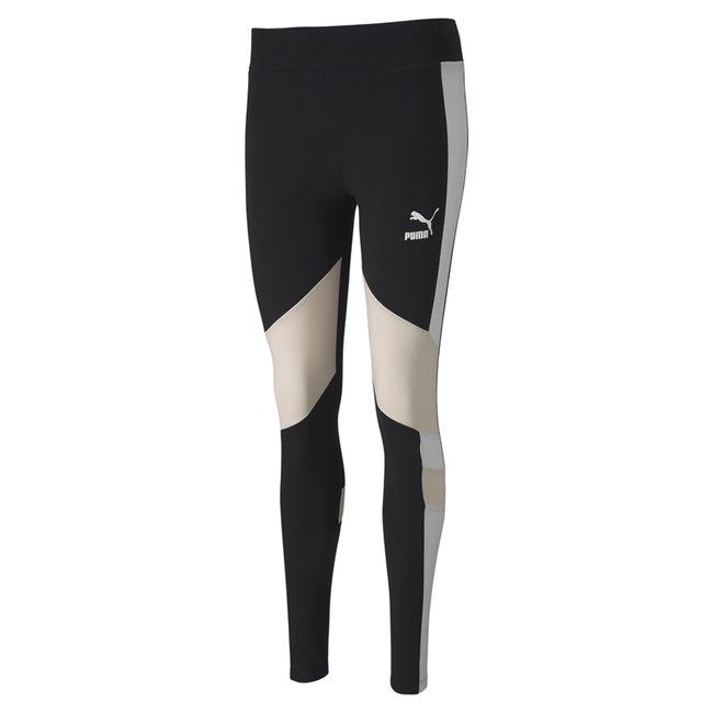 PUMA TFS leggings, Color: pink Material: 95% cotton 5% elastane