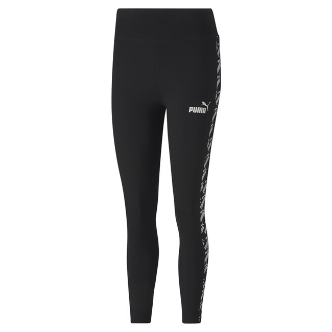 PUMA Amplified leggings, Color: black Material: 95% cotton 5% elastane