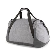 PUMA Gym Duffle M sport bag, Color: gray, Material: 100% polyester