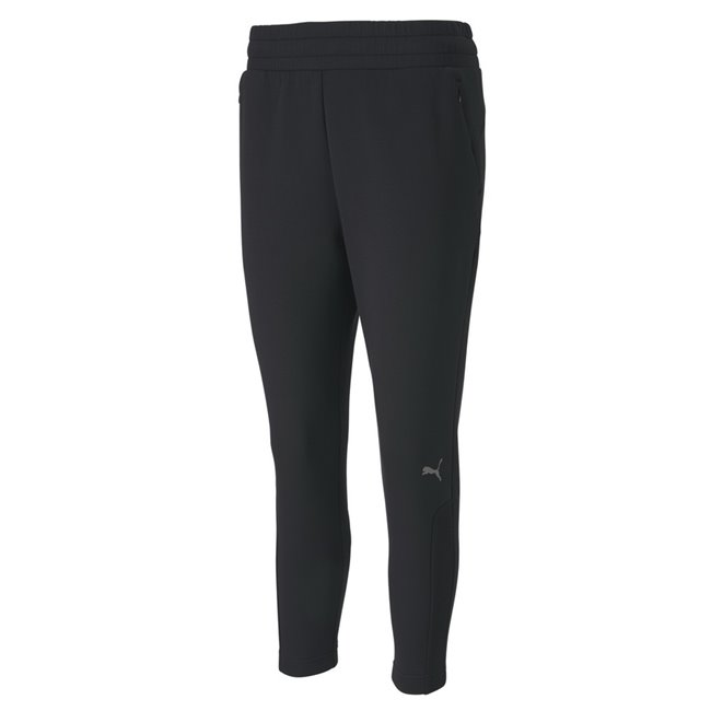 PUMA Evostripe trousers, Color: black, Material: cotton, polyester