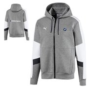 BMW MMS hoodie, Color: gray, Material: N / A