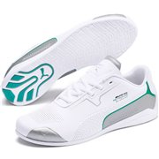 Mercedes Drift Cat 8 shoes, Color: white, Material: Upper: synthetic fibers, Sole: rubber